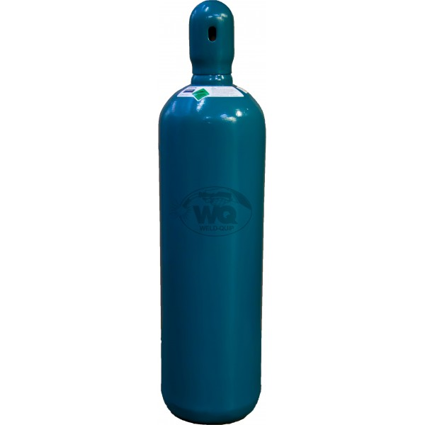 'E' Size Argon Gas Cylinder - RENT FREE