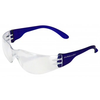 Duralloy Clear Safety Specs