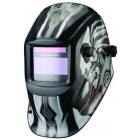 Duralloy Magic 650M Silver Automatic Welding Helmet