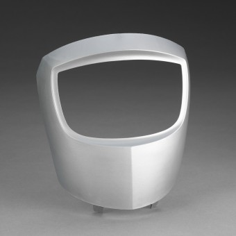 Speedglas 9000 front cover silver