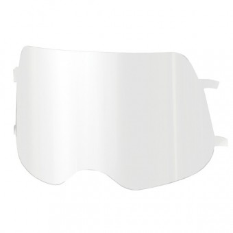 Speedglas 9100 FX/FX Air/MP Air clear grinding visor lens pk=5