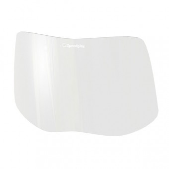 Speedglas 9100 high heat outside cover lenses high heat pk=10