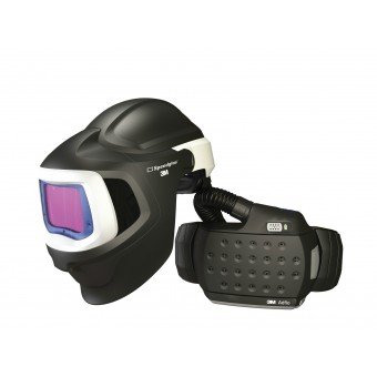 3M™ Speedglas™ Welding & Safety Helmet 9100XXi MP Air with Adflo Powered Air Welding Respirator