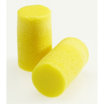 3M Earplugs uncorded E.A.R Classic Platinum yellow, 200 pairs