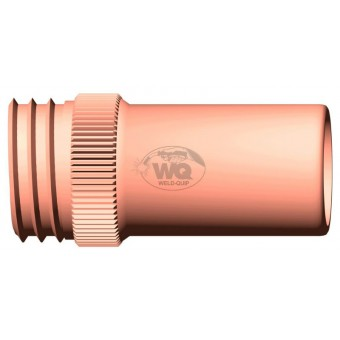 Fixed Nozzle, 19mm, for Tweco No. 5 MIG Welding Torch