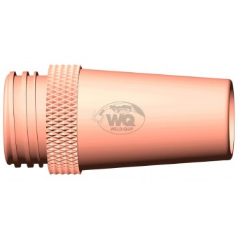 Fixed Nozzle, 16mm, for Tweco No. 5 MIG Welding Torch