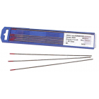 Thoriated (RED) Tungsten Electrodes for Stainless/Mild Steel