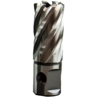 21mm x 25mm HSS Annular Cutter