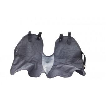 Speedglas 100/9100 MP welding helmet throat protection